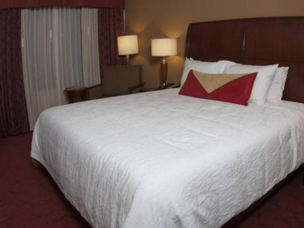 king room bed hilton garden inn milwaukee airport - Hilton Garden Inn Milwaukee Airport