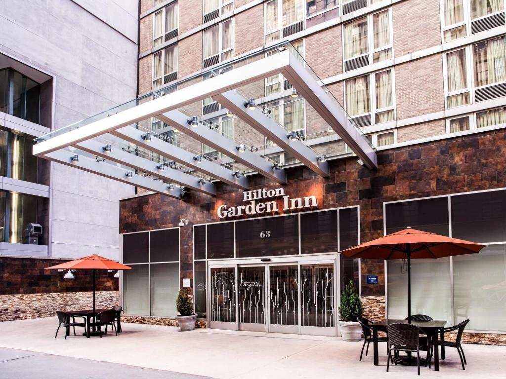 Hilton Garden Inn New York West 35th Street In New York Ny Room Deals Photos Reviews