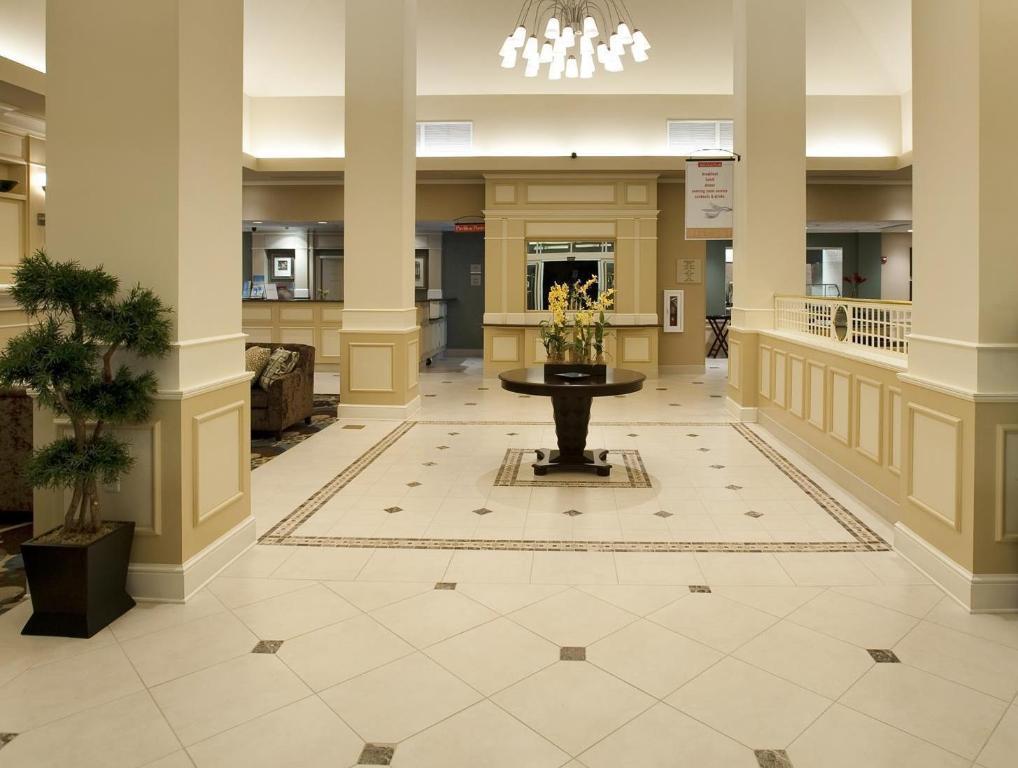 lobby hilton garden inn ridgefield park - Hilton Garden Inn Ridgefield Park