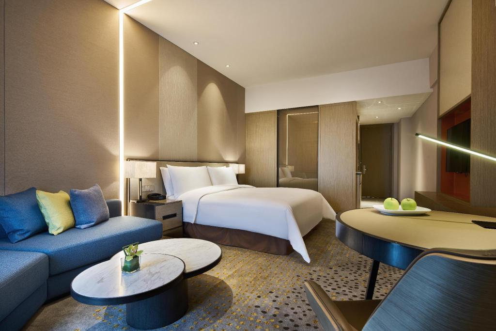 Superior King or Twin - Bed The QUBE Hotel Shanghai Hongqiao