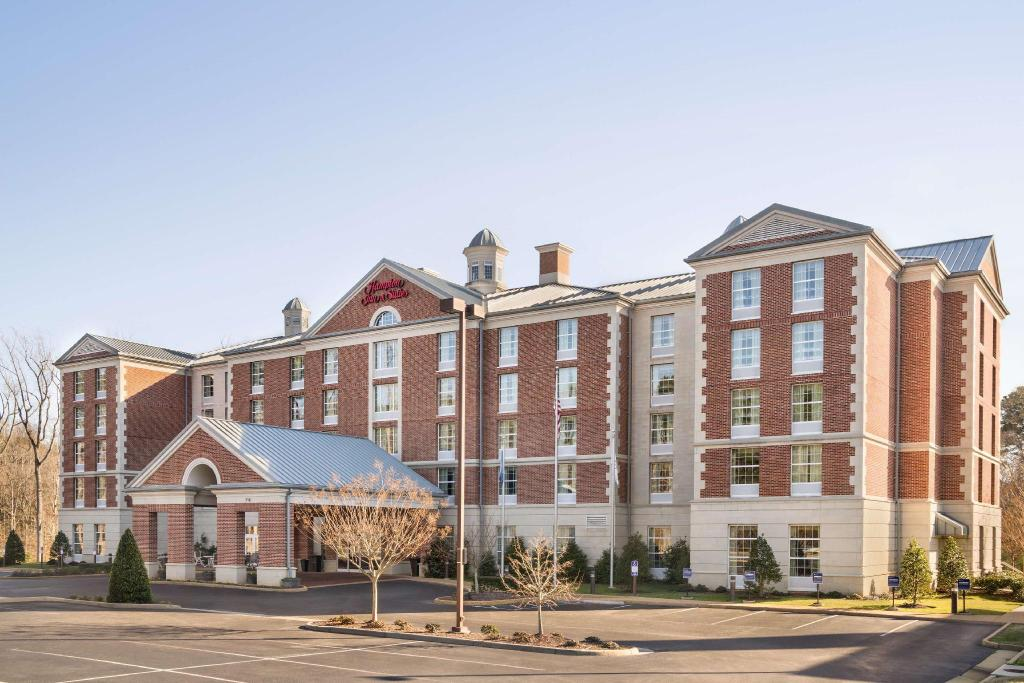 More about Hampton Inn Suites Williamsburg - Central