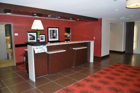 Lobby Hampton Inn & Suites Shreveport - South