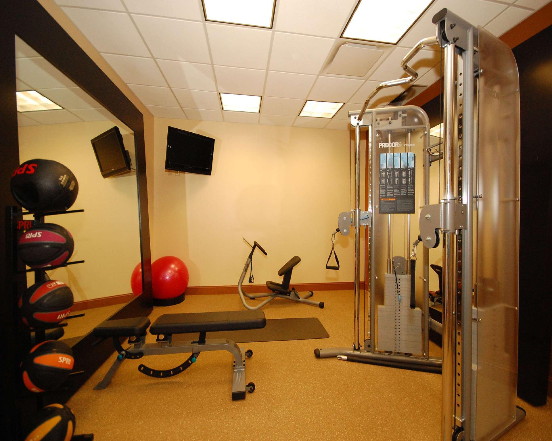 Fitness Center Hilton Garden Inn Aiken