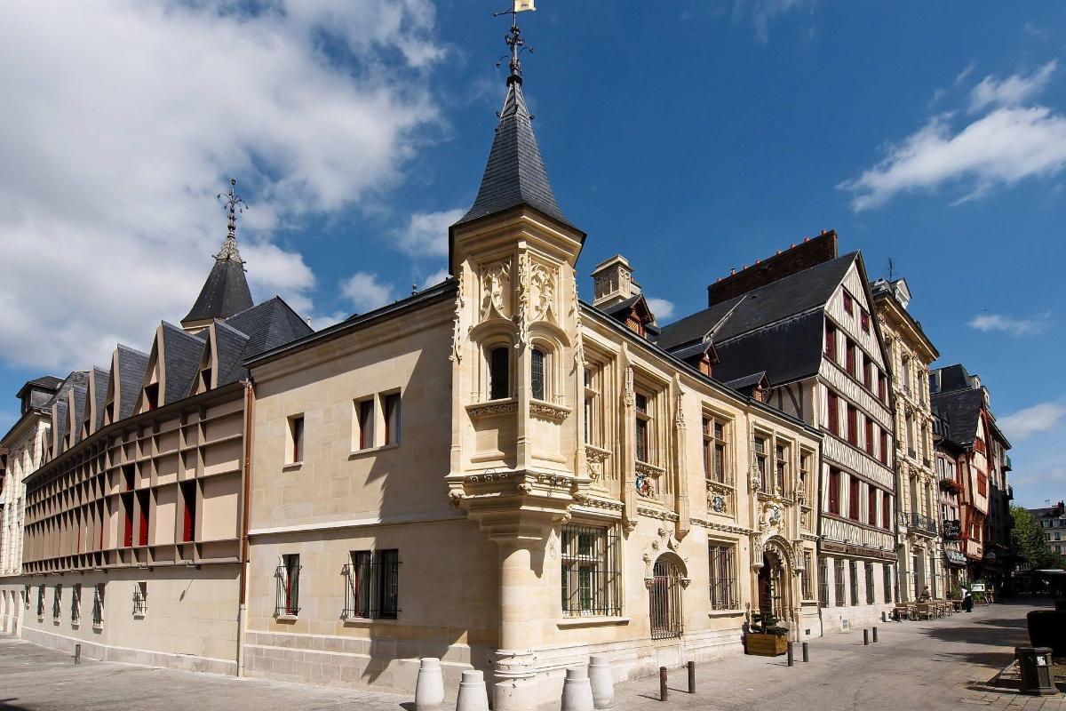 Hotel De Bourgtheroulde Autograph Collection Rouen Booking