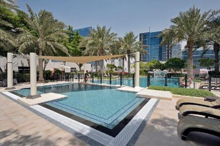 Swimming pool Dream Inn  - South Ridge 4 Burj Khalifa View