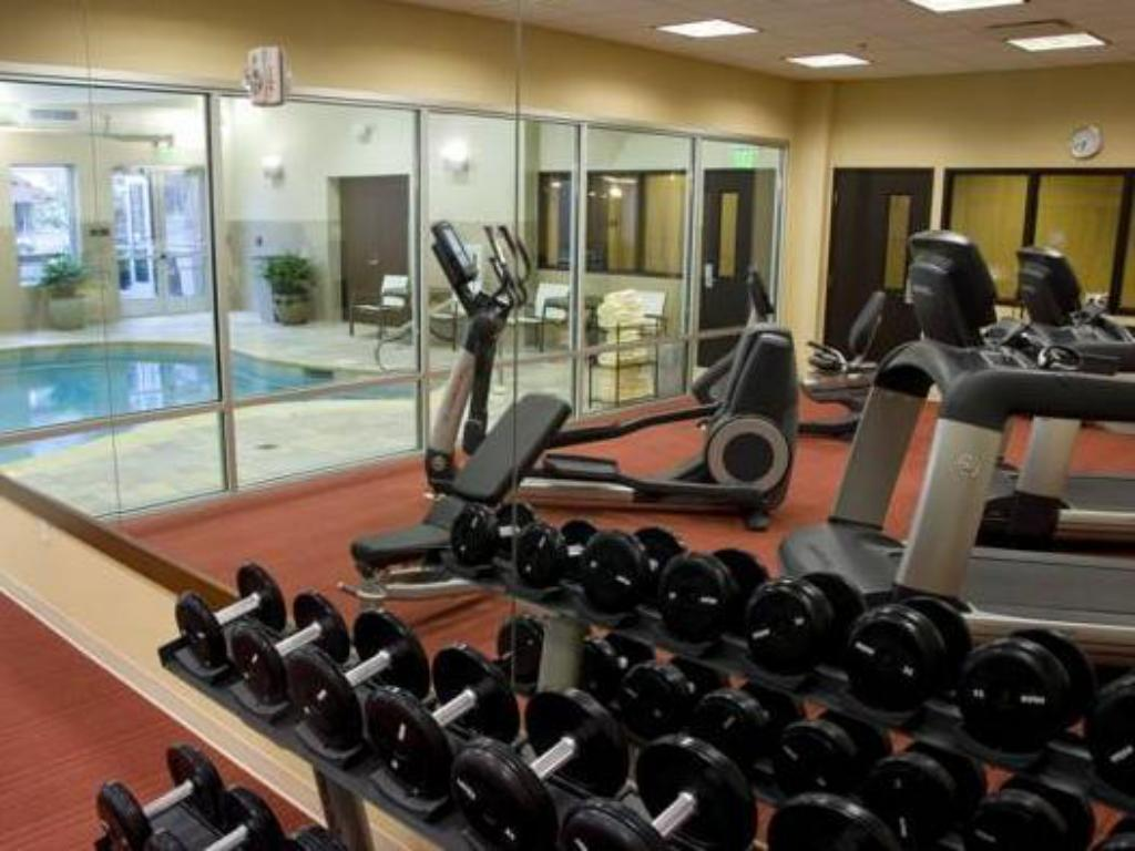 Fitnesscenter SpringHill Suites Birmingham Downtown at UAB