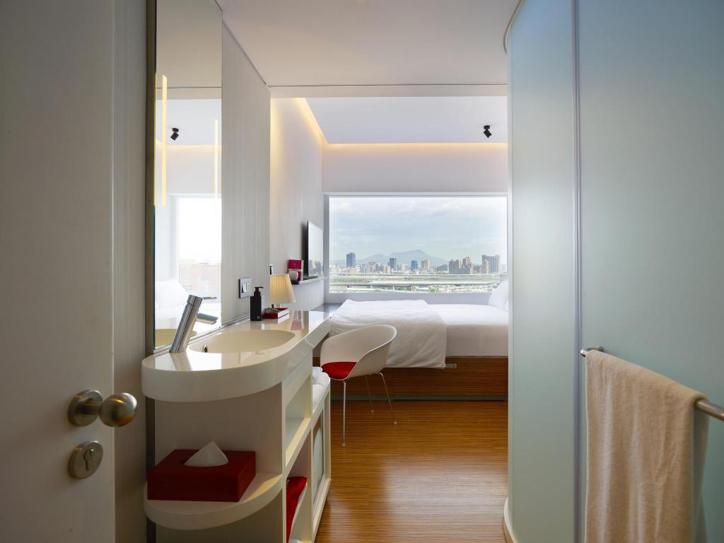 King Room - City View - 客房 citizenM 臺北北門酒店 (citizenM Taipei North Gate)