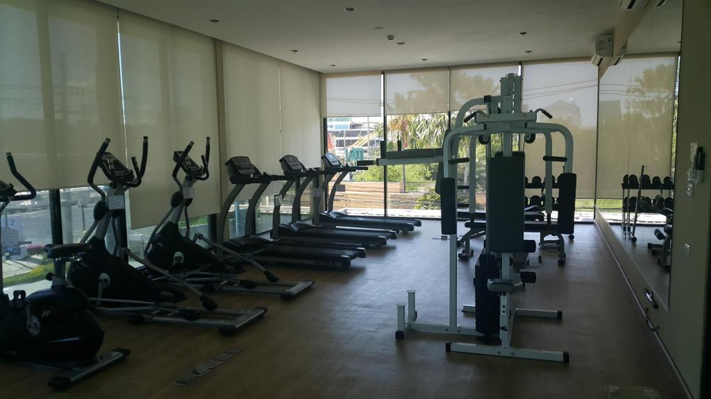 Fitness centar Room service at The Trust Hua Hin