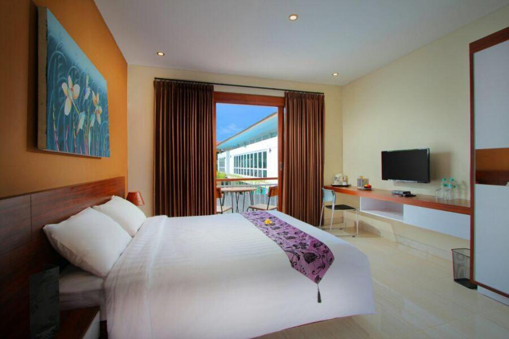 Deluxe Double or Twin Room Umah Bali Suites