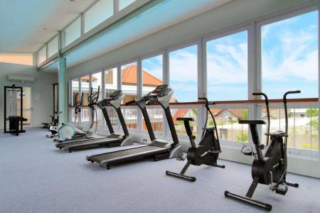 Fitness center Umah Bali Suites