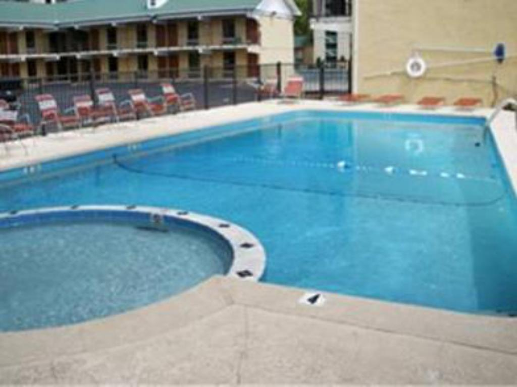 Swimmingpool Lazy Bear Inn