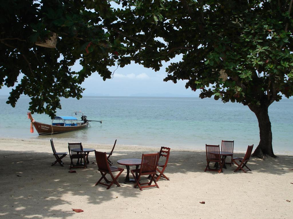 Strand KOH JUM LODGE
