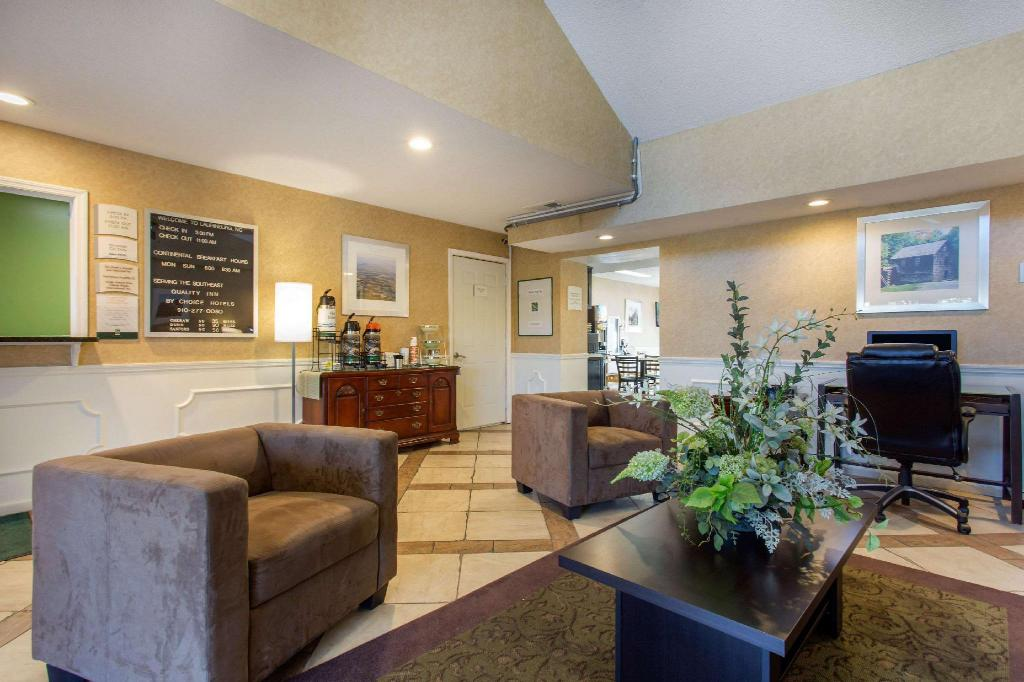 Hall Quality Inn Laurinburg