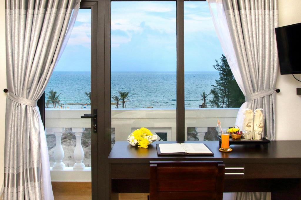 ベトロン ホイアン ビーチ ホテル viet long hoi an beach hotel