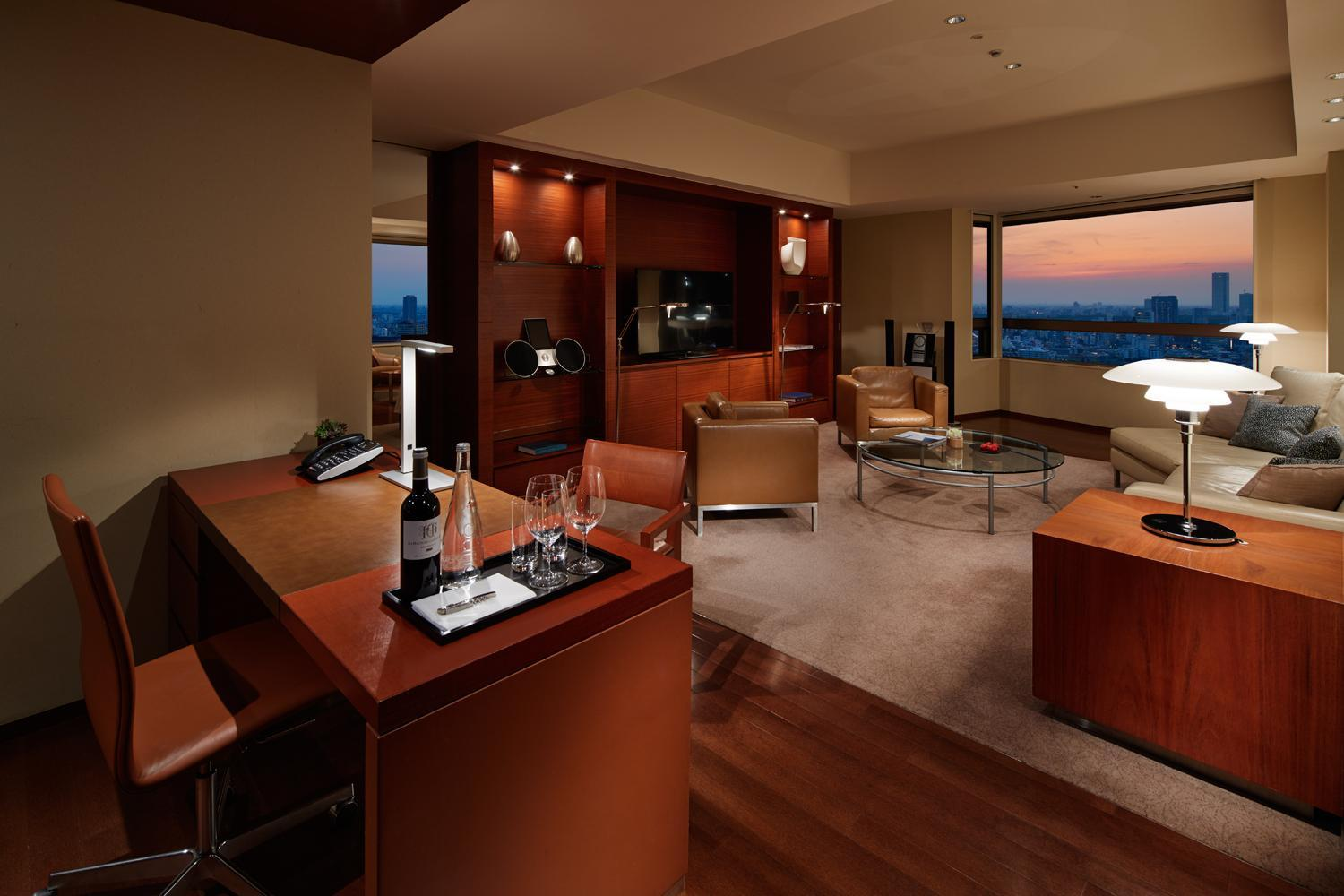 Grand Executive Twin Room