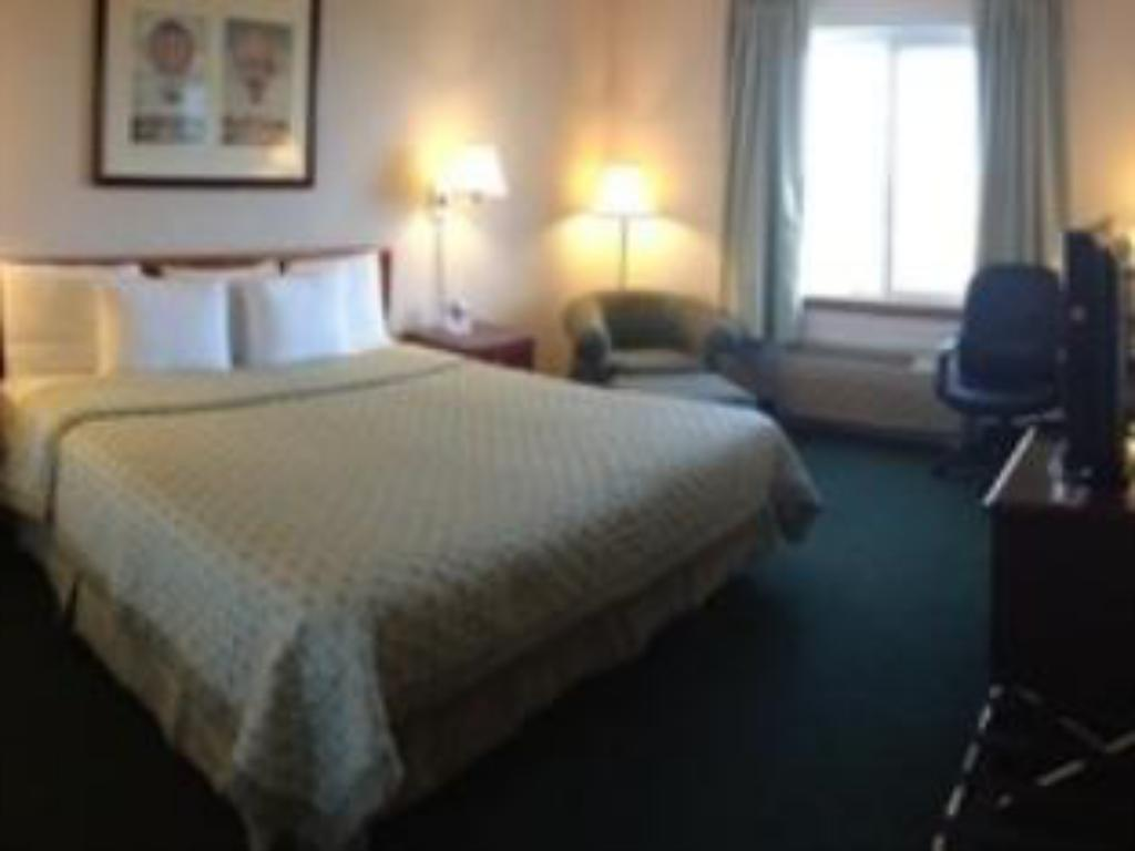 Standard Room with One King Bed Meadowlands Plaza Hotel