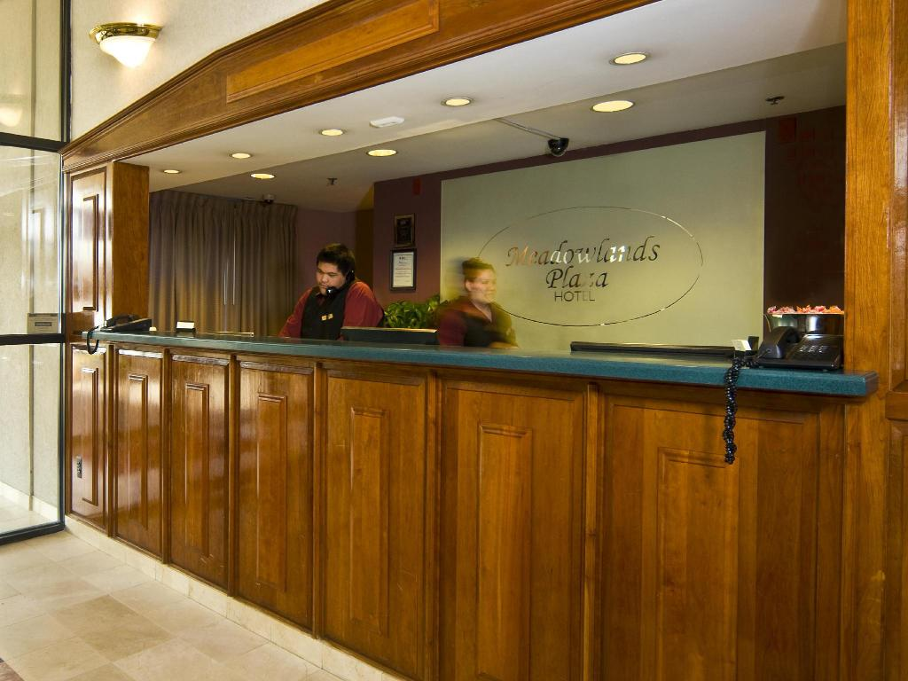 Best Price on Meadowlands Plaza Hotel in Secaucus (NJ) + Reviews!