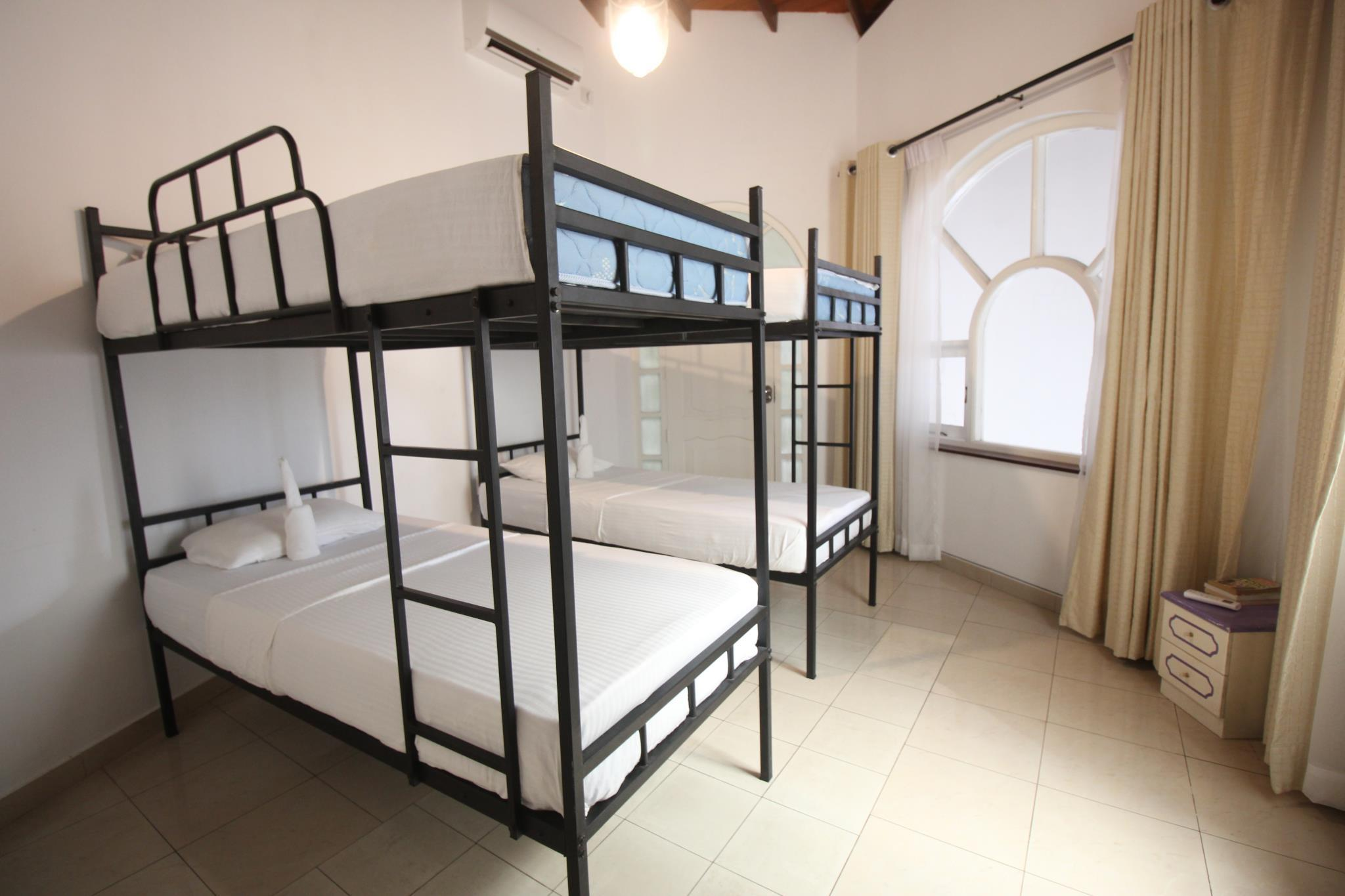 Camera con 6 Posti Letto (6 Beds Room)