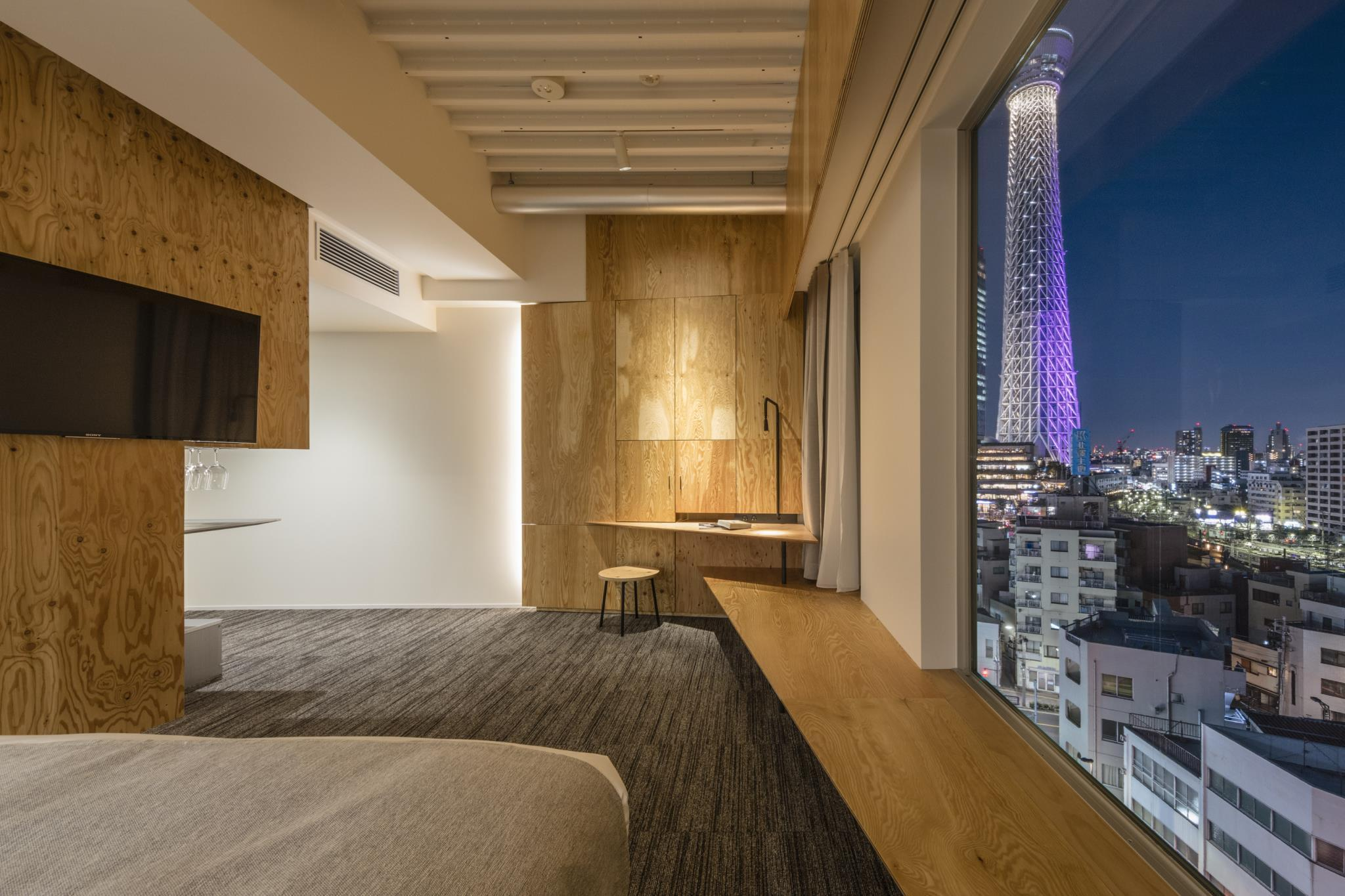 ONE@Tokyo in Japan - Room Deals, Photos & Reviews
