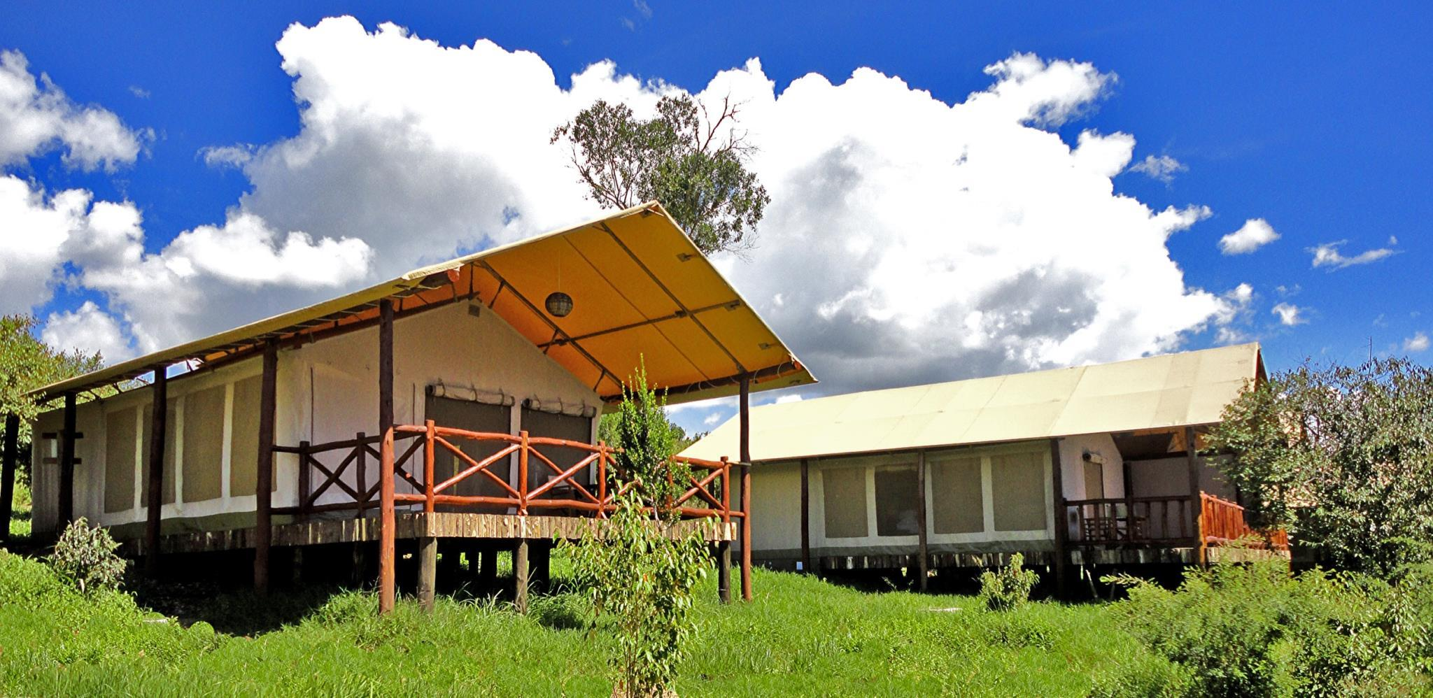Ashnil Mara Camp Kenya