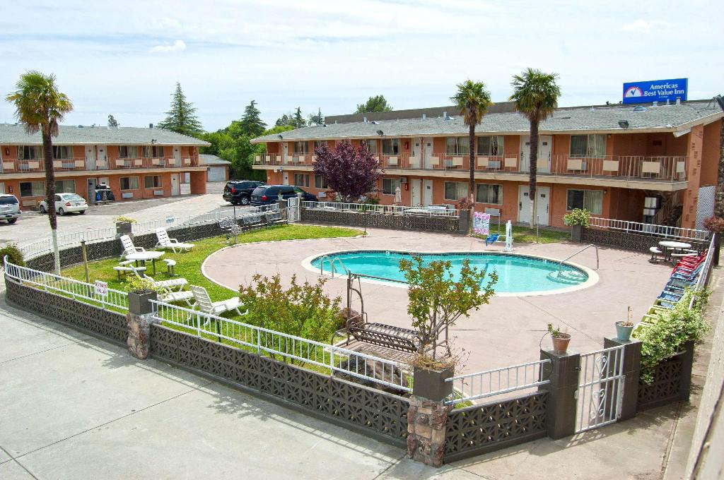 Americas Best Value Inn - Red Bluff, CA (Americas Best Value Inn  - Red Bluff, CA)