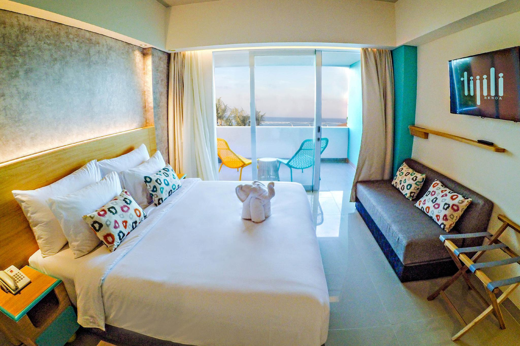 Deluxe Sea View Room with Terrace