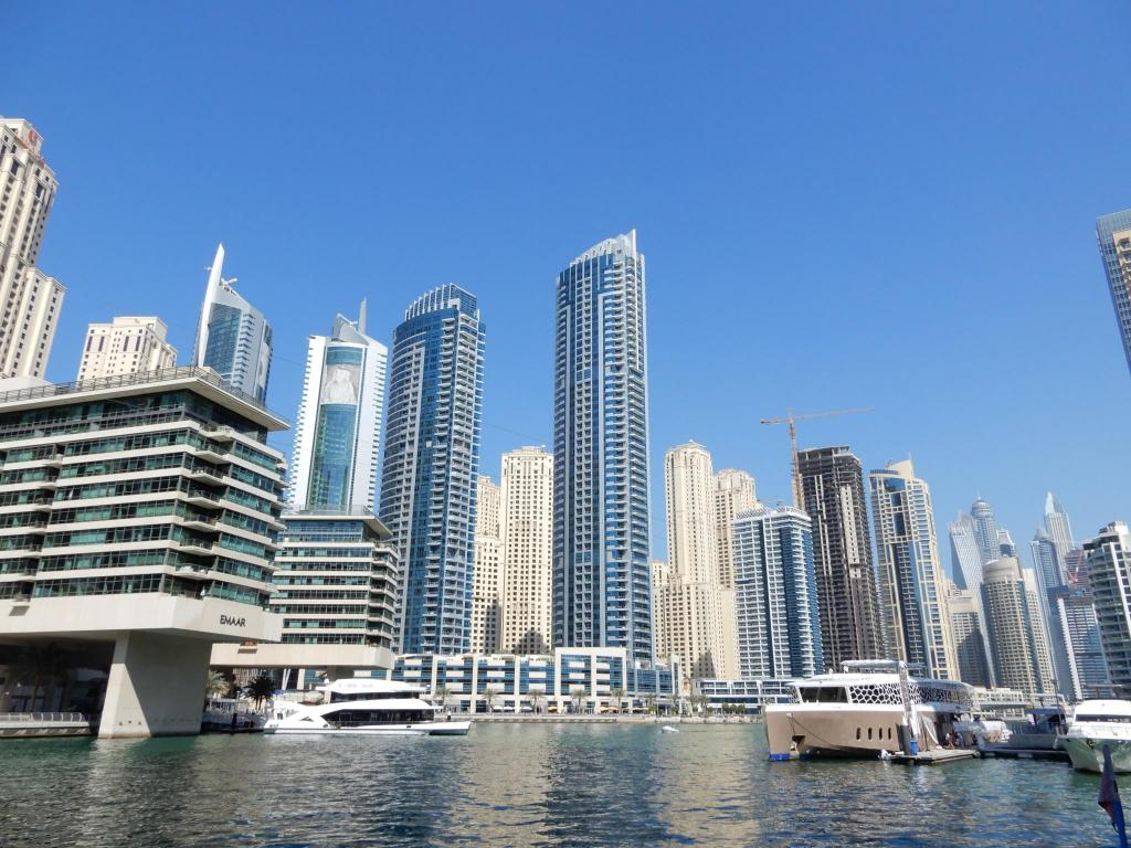 E&T Holiday Homes -Marina Wharf 3 Bed Dubai Marina