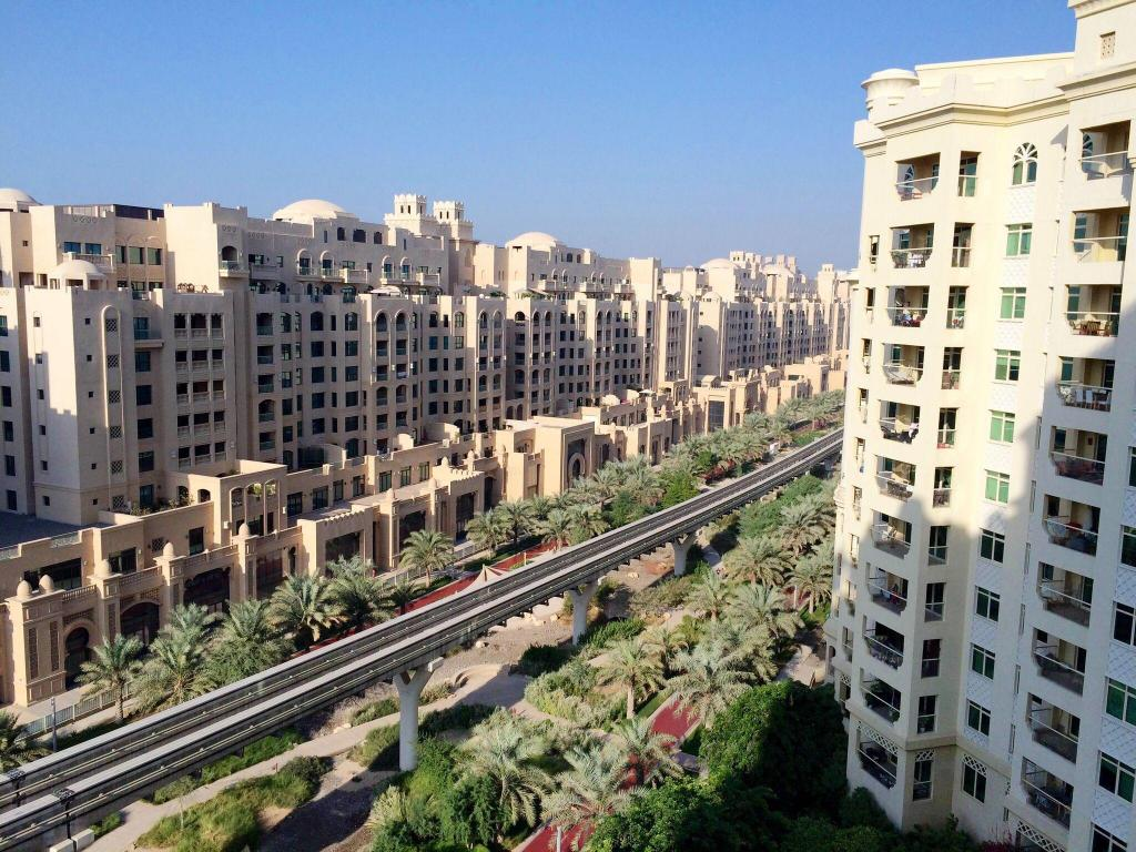 Kennedy Towers - Al Msalli 2 Bed Community View