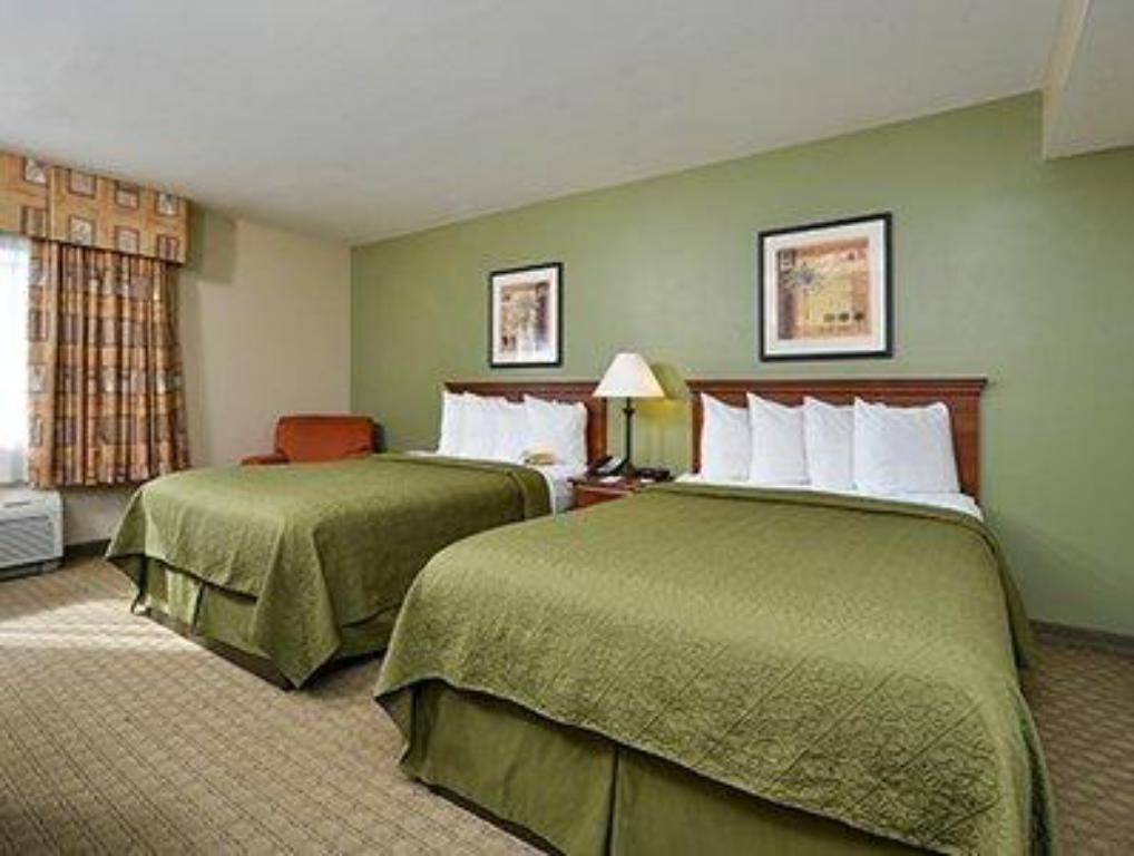 Double with 2 Double Beds - Non-Smoking Quality Inn & Suites Near Fairgrounds Ybor City
