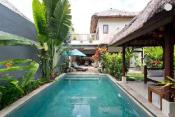 2 Bedroom Villa Mawar Close to Restaurant & Beach