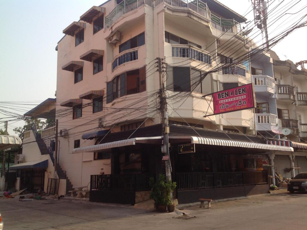 Ben lek gay friendly guesthouse in pattaya room deals for Lek hotel pattaya