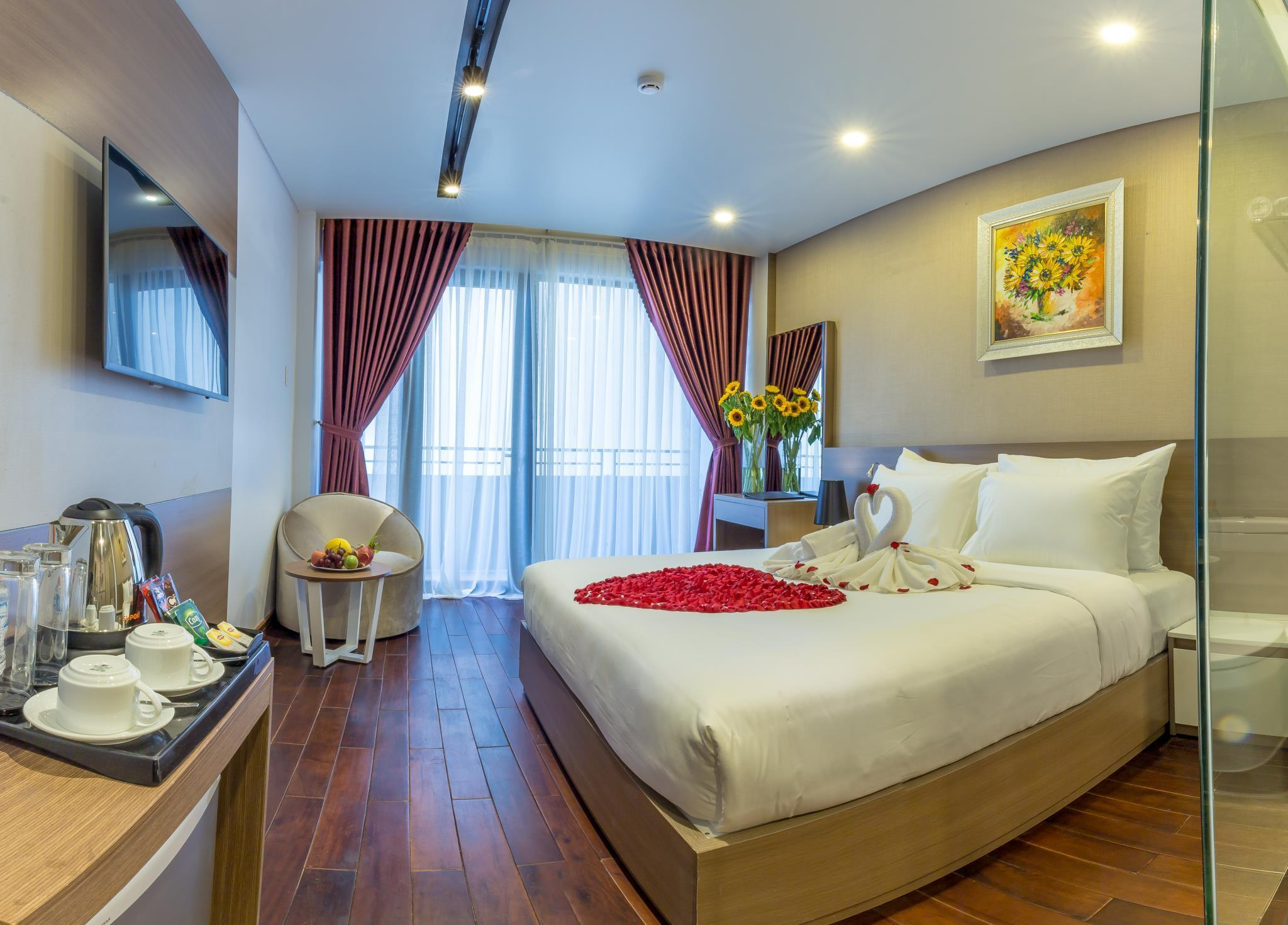 Superior City View - Double Bed