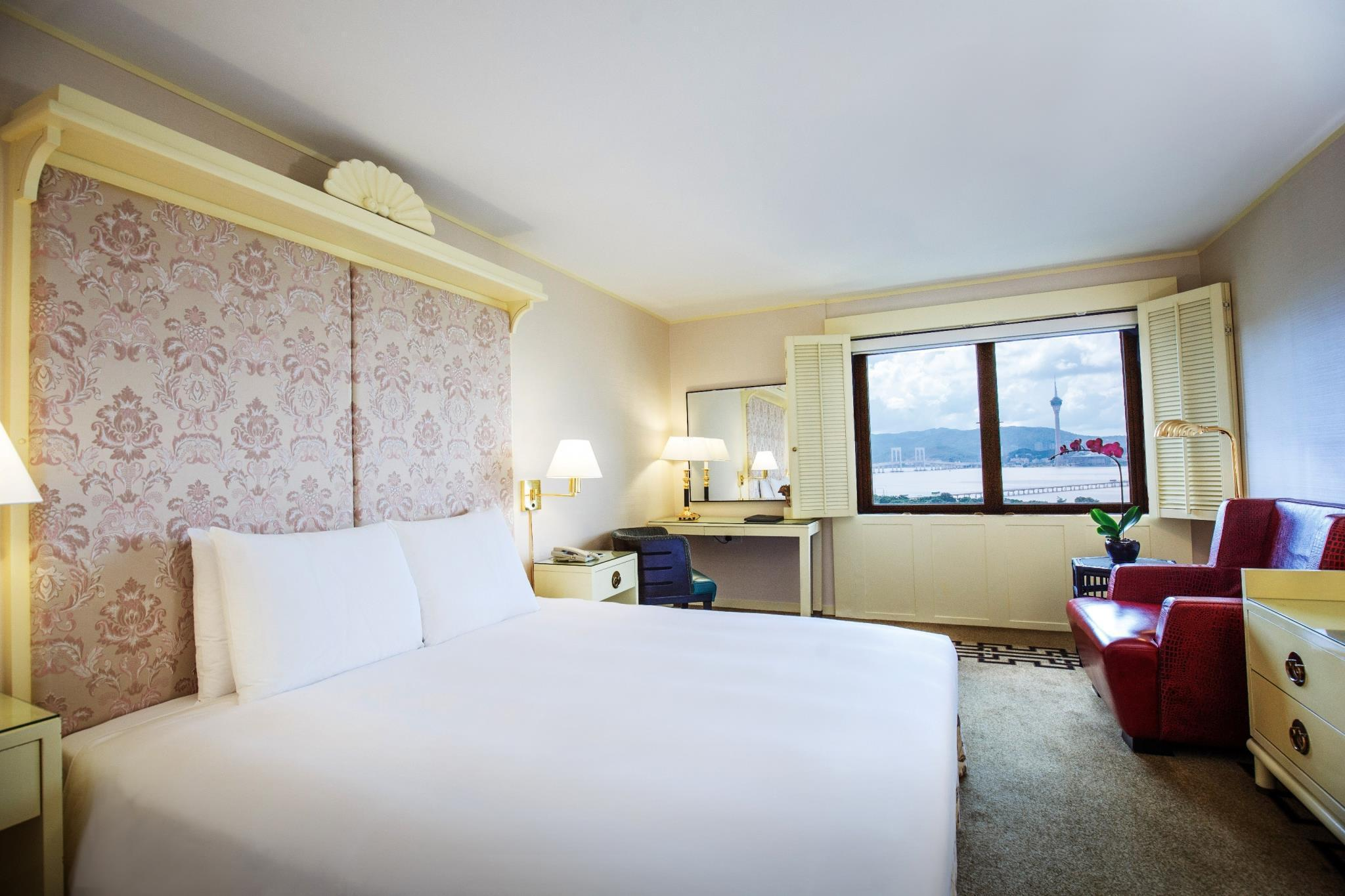 Harbour View King Room