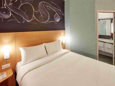 Standard Double Bed - Bed Ibis Ankara Airport