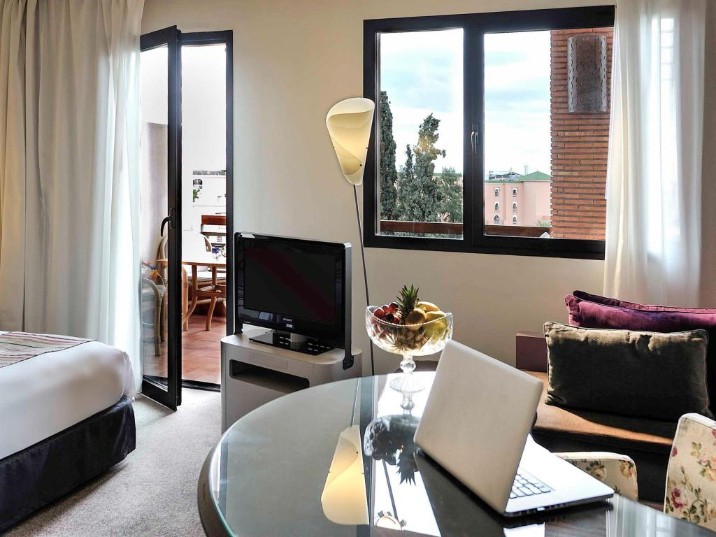 Salon De Jardin Moins De 100 Euros novotel marrakech hivernage hotel - deals, photos & reviews