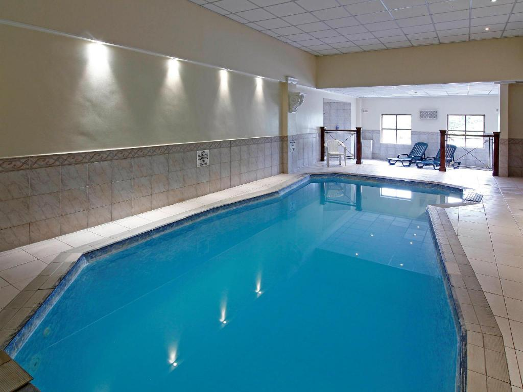 Piscina Mercure Stafford South Hatherton House Hotel