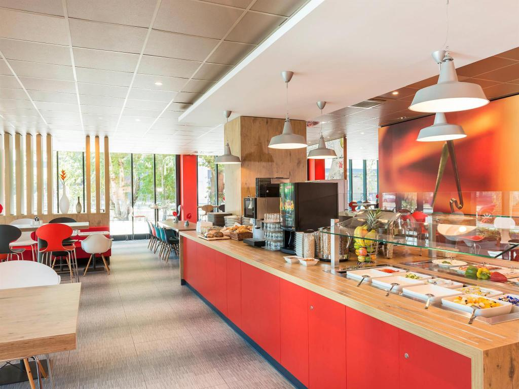 Cafeteria Ibis Muenchen City Ost