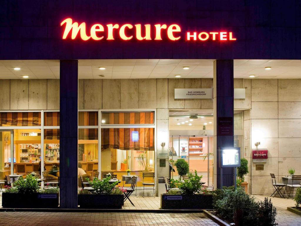 More about Mercure Hotel Bad Homburg Friedrichsdorf
