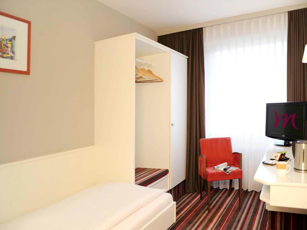 Standard Single - Guestroom Mercure Hotel Bad Homburg Friedrichsdorf