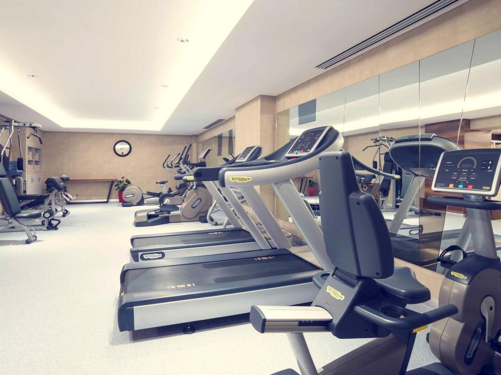 Fitnesscenter Mercure Tbilisi Old Town