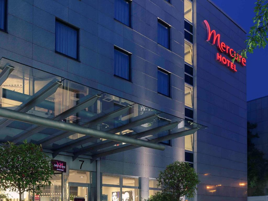 Vedere exterior Mercure Hotel Duesseldorf City Nord