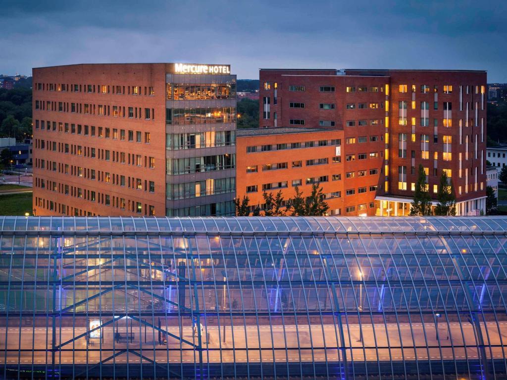 Mercure Hotel Amsterdam Sloterdijk Station Netherlands 2018