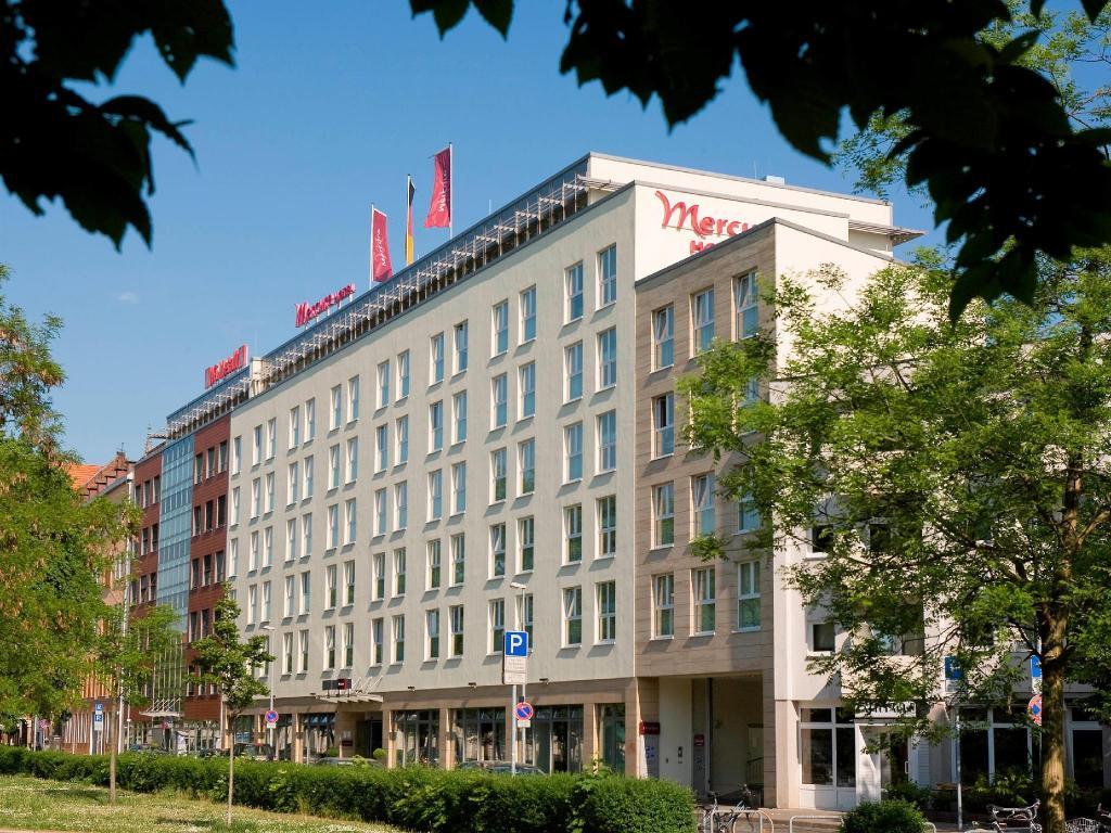 Faszinierend Hotel Loccumer Hof Hannover Foto Von Mercure Mitte