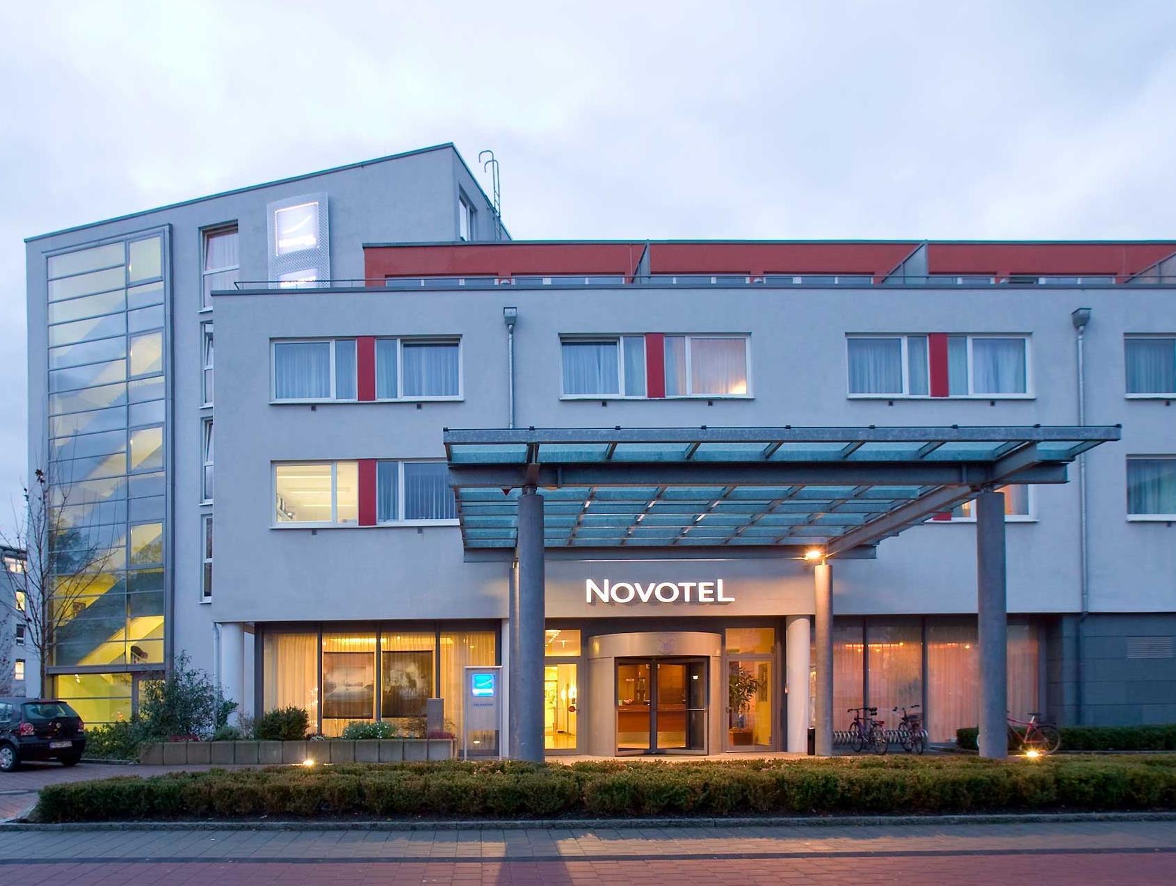 Das Novotel Erlangen in Erlangen buchen