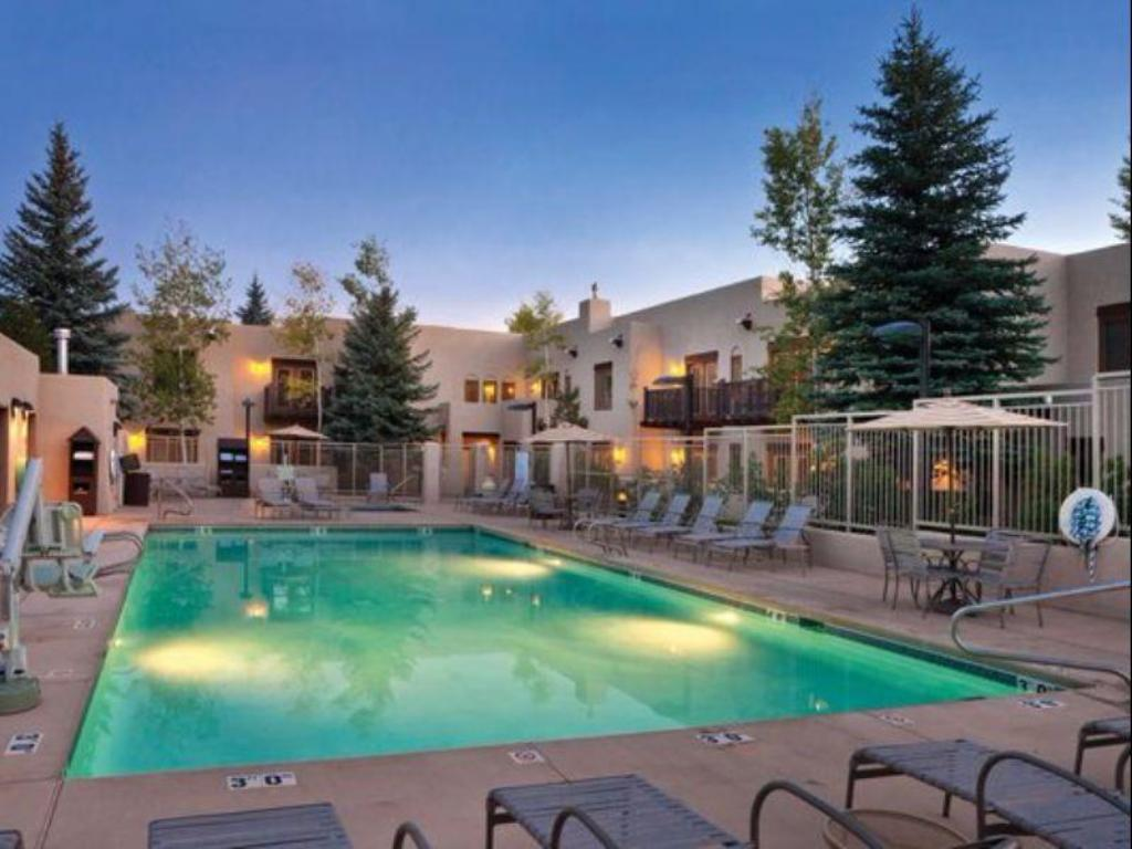 Piscina WorldMark Taos