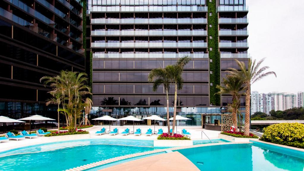 Swimming pool [outdoor] The Macau Roosevelt