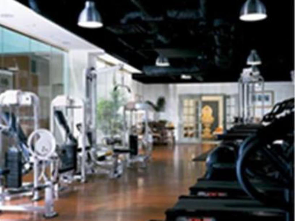Fitness center Rosewood Mansion on Turtle Creek