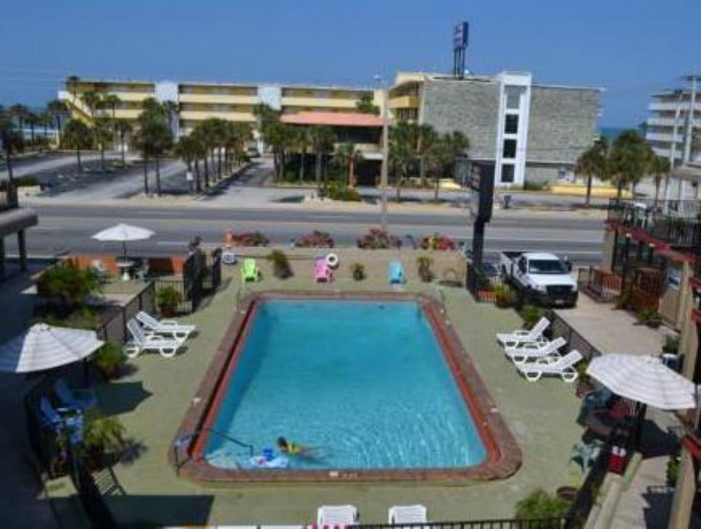 Swimming Pool San Marina Motel Daytona