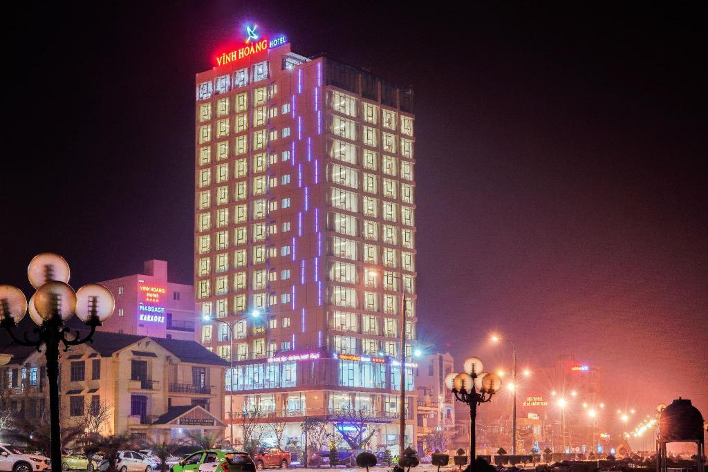 More about Vinh Hoang Hotel