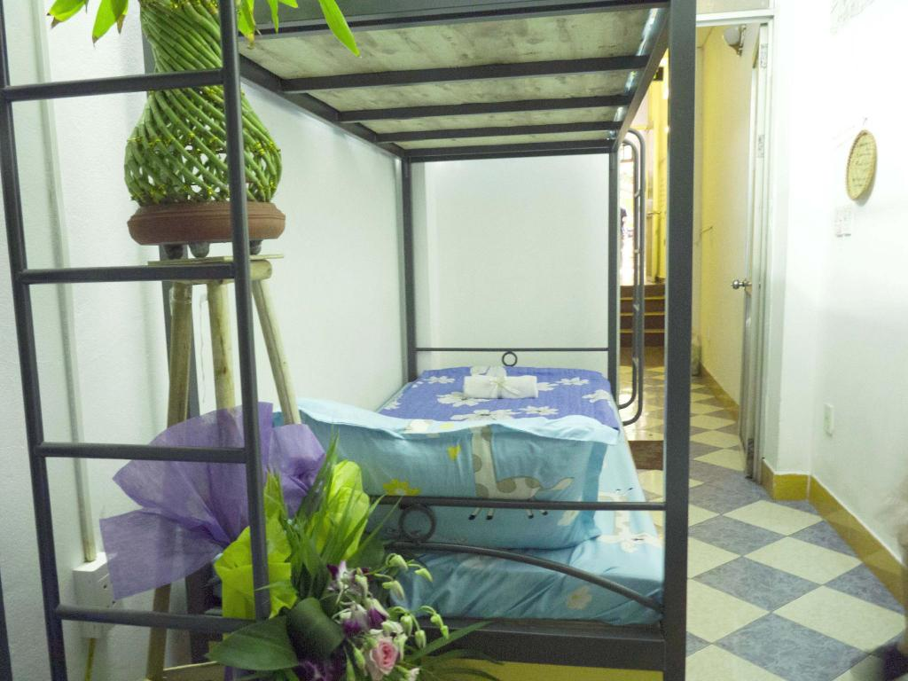 1 Person in 4-Bed Dormitory - Mixed - Bed Daisy hostel